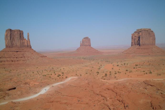 アリゾナ 砂漠