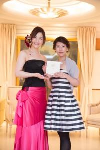 うるおい美漢茶2周年パーティーうるおいグランプリ