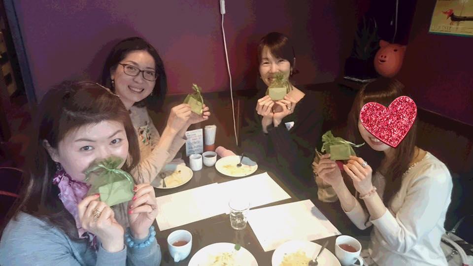 2017/2/25桜ティーパーティー