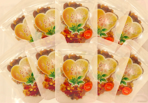 ジンジャー美漢茶10袋