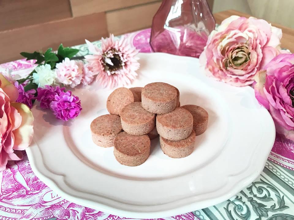 桜美漢茶クッキー