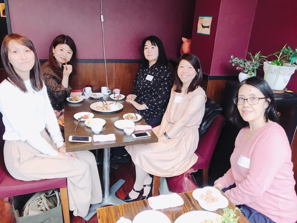 200222桜美漢茶ティーパーティー