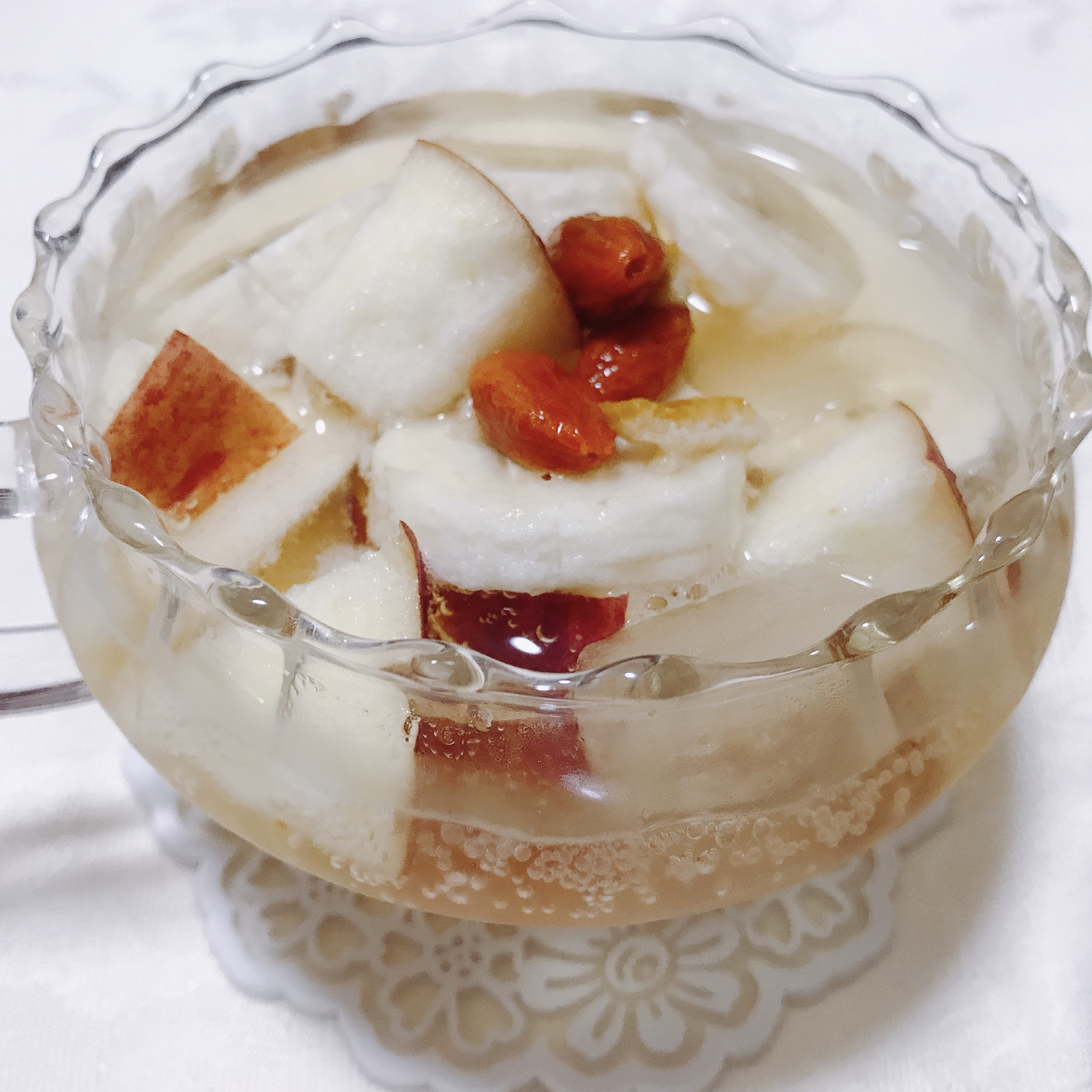 美漢茶リメイクレシピマチュドニア