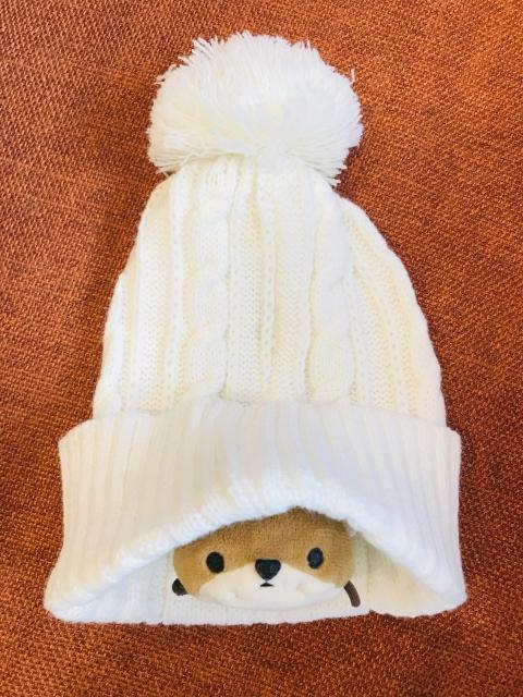 冷えニット帽