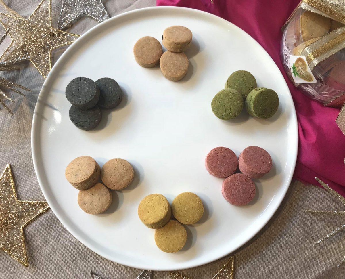 うるおい美漢茶クッキー5colors
